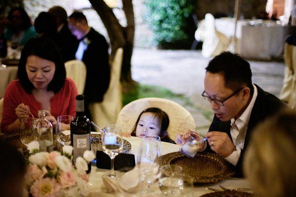 wedding guests eremo della maddalena