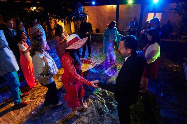 balli matrimonio eremo della maddalena