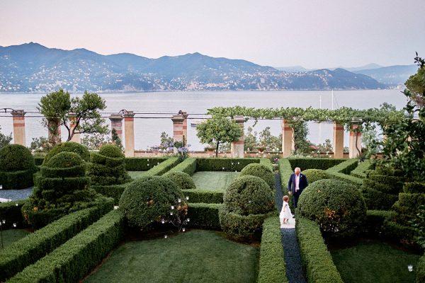giardini matrimonio la cervara