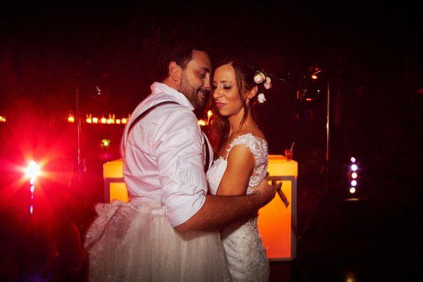 primo ballo sposi matrimonio la cervara
