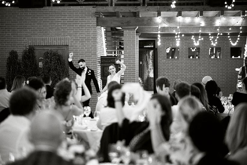 ingresso sposi matrimonio tenuta castello cerrione