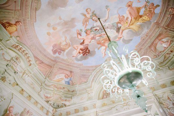 Villa Durazzo details