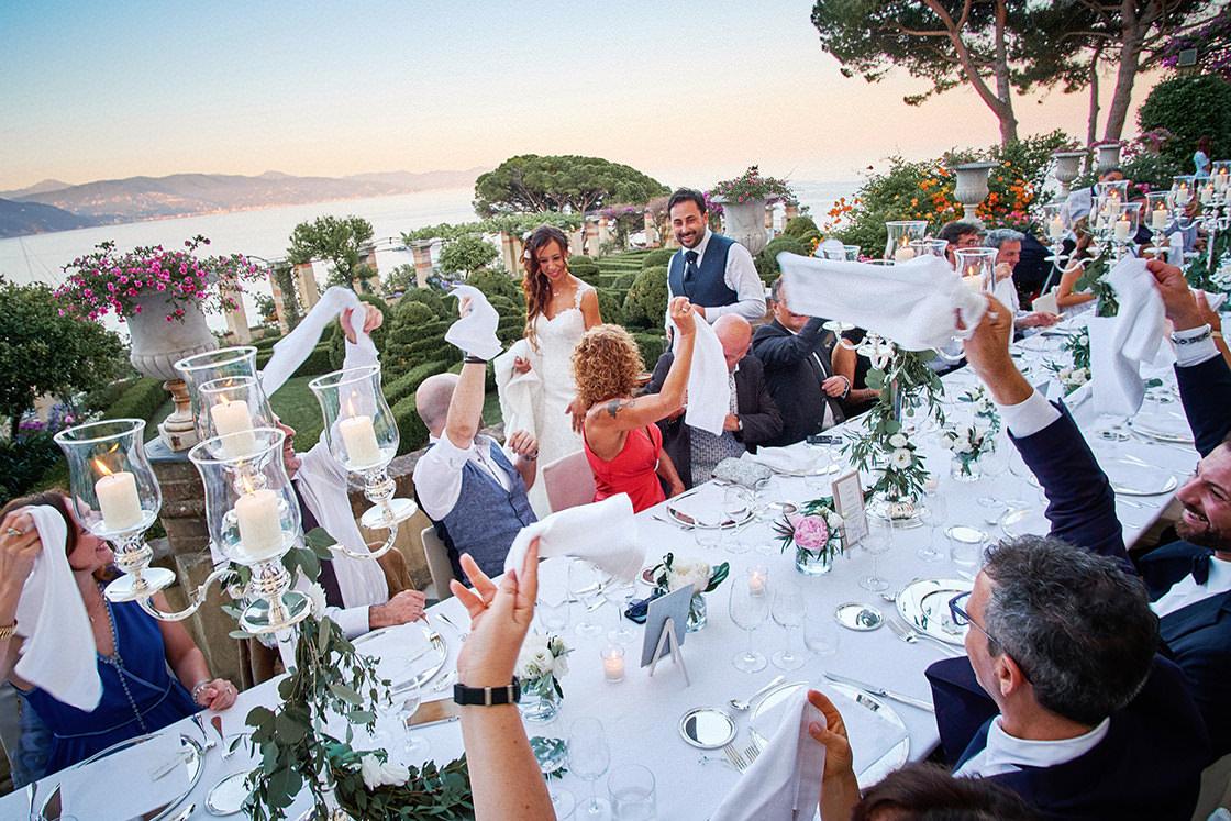 portofino wedding photographer la cervara