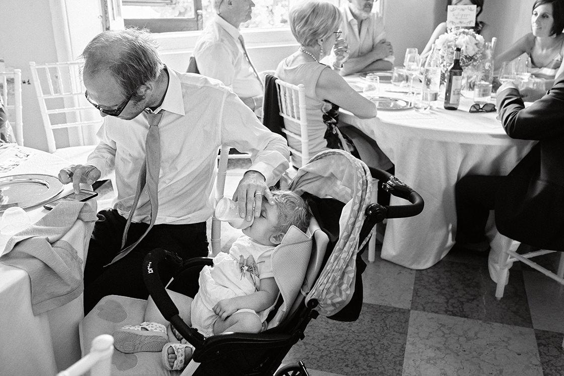 fotografo bambini matrimonio