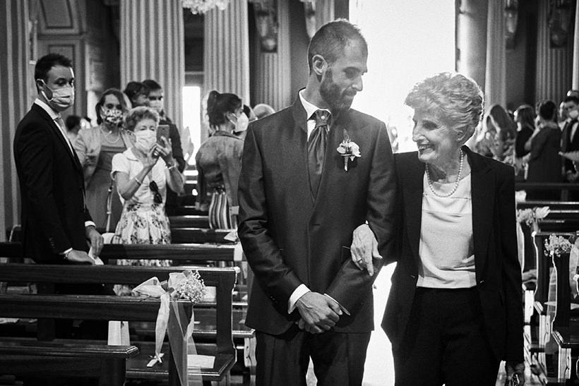 ingresso sposo matrimonio sant ambrogio varazze