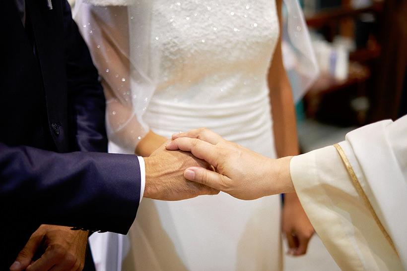 matrimonio sposo sposa dettaglio