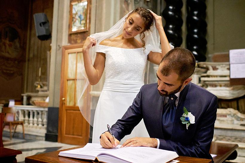 matrimonio varazze sant'ambrogio