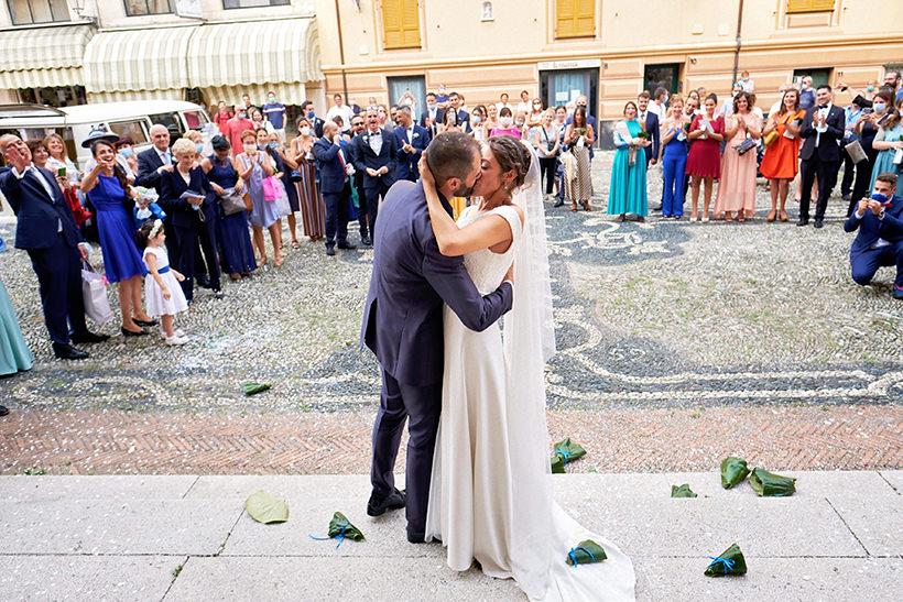 sposi in piazza sant ambrogio varazze