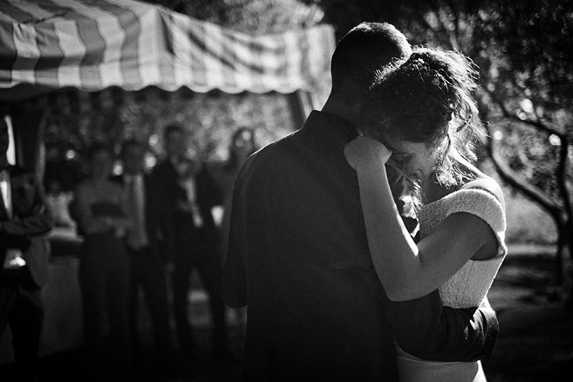 first dance emotional wedding italy