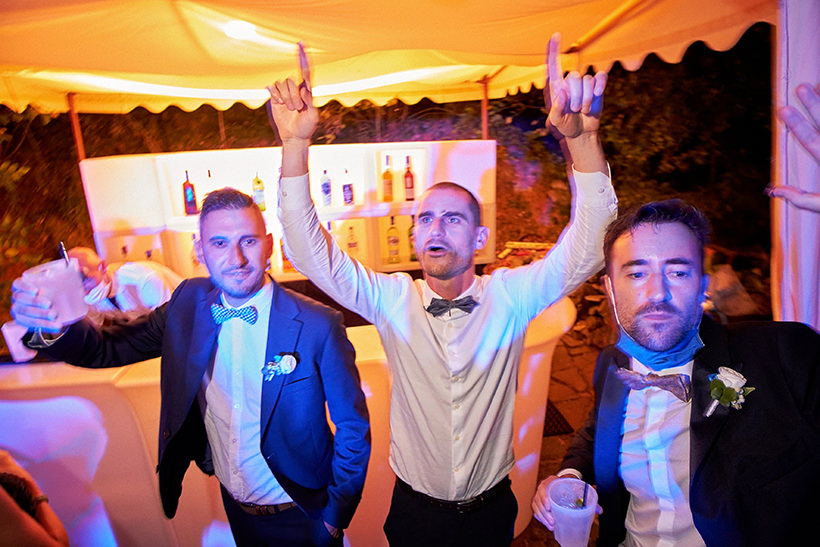 festa matrimonio la ginestra
