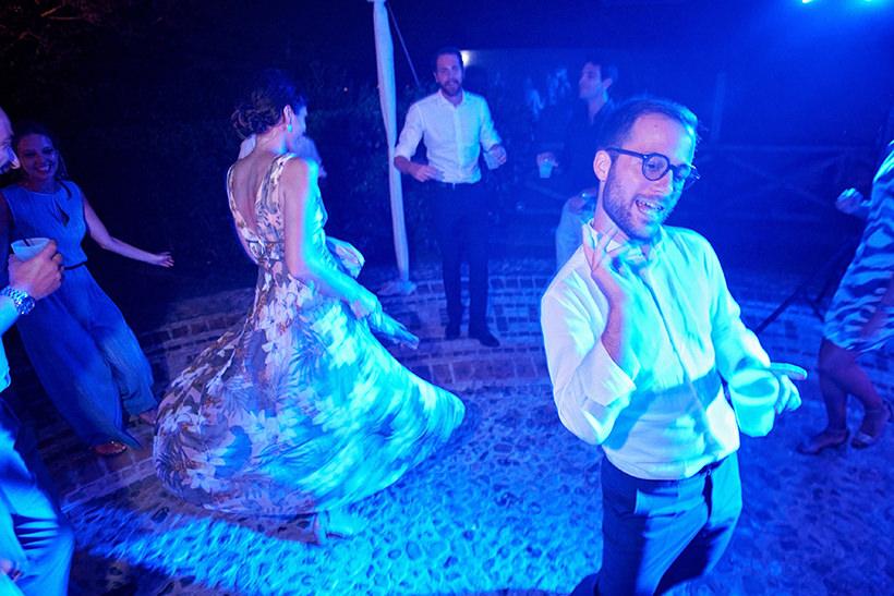 festa dj set matrimonio la ginestra